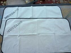 Ford Mustang Mechanics Fender Cover Accessory Pony Car Shelby Gt 40 X 20