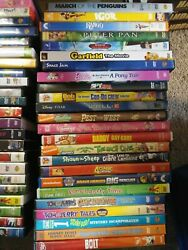 UPDATED Popular Kids Movie DVD Pick and Choose Disney Pixar Combined Ship $1.79