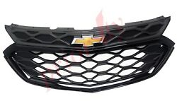 84384741 Chevrolet New Front Grille Mosaic Black 2018-2020 Chevrolet Equinox
