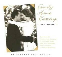 Family Home Evening for Newlyweds Paperback By Rowley Deborah P GOOD $4.09