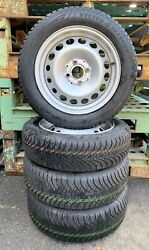 4 Orig Smart Complete 165/65 R15 81t Fortwo Forfour W453 C453 A4534010100 R