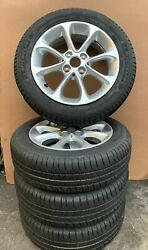 4 Orig Smart Summer 165/65 R15 81t Fortwo Forfour W453 C453 A4534013900 Rdk