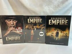Boardwalk Empire Complete 1st 2nd And 3rd Seasons Dvd Box Sets
