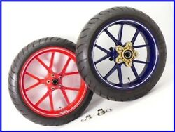 2003 Ducati 999r Genuine Marchesini Magnesium Wheel Front And Rear Set 749r Yyy