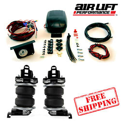 Air Lift Load Lifter 5000 Air Springs With Load Controller Ii 2019-2020 Ram 1500