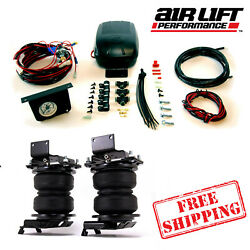 Air Lift Load Lifter 5000 Air Springs With Load Controller Ii 2011-2018 Ram 1500