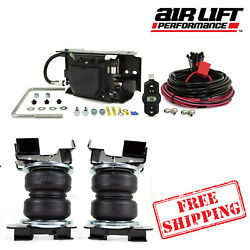 Air Lift Wireless One Ez With Loadlifter 5000 Air Springs 2015-2020 Ford F150