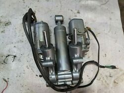 Yamaha Power Trim Tilt Assembly 115 130 Hp Hp 1987 Works Great Clean Freshwater