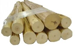 Large Log Furniture Logs, Hand Peeled Pine, Kiln Dried, Use Your Tenon Cutter