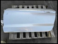2015-2017 Ford Mustang Gt Ecoboost Driver Lh Door Assembly W/ Hinges Ux Paint