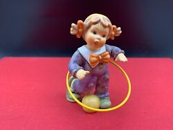 Hummel Figurine 2088/a Hula Hoop 3 7/8in 1 Choice - Top Condition