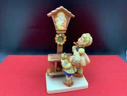 Hummel Figurine 23/1 At Mother Maria. 6 5/16in 1 Choice Top Condition