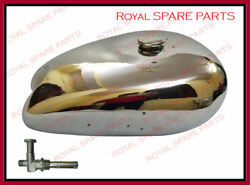 1930and039s Rudge Whitworth Special Ulster Gas Fuel Petrol Tank Chromed