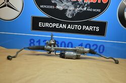 2014 W218 Mercedes Benz Cls550 4matic Power Steering Rack And Pinion 2184606600