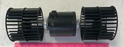 New Nos Spal Blower Motor W/ Squirrel Cage, No Housing 20140059 006-b39-22 24v