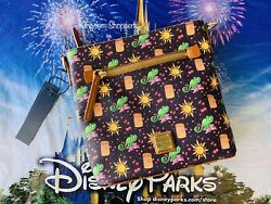 2020 Disney Parks Dooney amp; Bourke Tangled Rapunzel Crossbody 10th Anniversary A $249.95