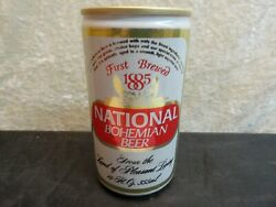 National Bohemian Brewing Pull Tab Beer Can Great Condition Ale Lager