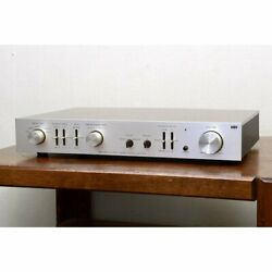Luxkit A3032 Vacuum Tube Control Amplifier Preamplifier Luxman Cl32 1976 Used