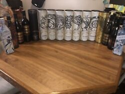 Game Of Thrones Complete Bottle Collection