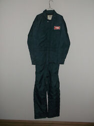New Twa Trans World Airlines Insulated Ramp Coveralls Size Small