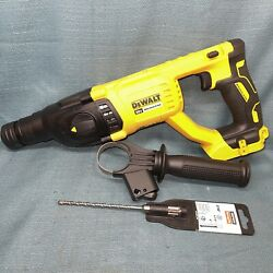 Dewalt Brushless Rotary Hammer Dch133b 20v Max Cordless Sds 1 Drill Tool Only