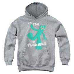 Gumby Flex Youth Hoodie Ages 8-12