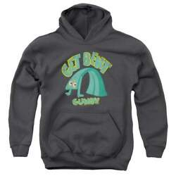 Gumby Get Bent Youth Hoodie Ages 8-12