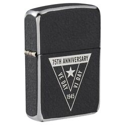 Zippo Lighter Ve Day Vj Day 75th Anniversary Victory Wwii 1945 Europe Japan