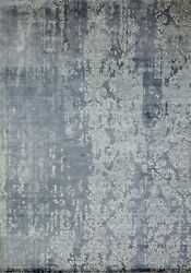 9'x12' Rug | Hand Made Hand Knotted Silk Multi Area Rug