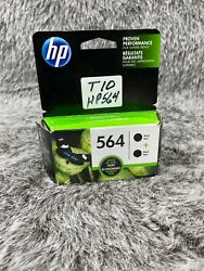 Hp 564 Black Xl Cartridge Nib Expired See Pictures