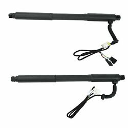 2pcs Rear Left + Right Liftgate Tailgate Lift Support For 2007-2013 Bmw X5 E70