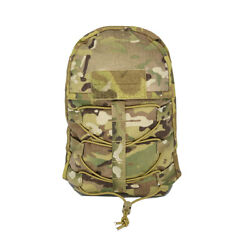 Poa114-mc Tactical Molle Hydration Pack Hydration Backpack Panel Carrier Bag