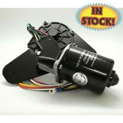 New Port Engineering Ne7384ct 1973-84 Chevy And Gmc Truck Complete Wiper Motor Kit
