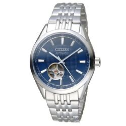 Citizen Collection Nh9110-81l Open Heart Automatic Japan Made Mens Watch Frau