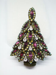 💥 Rare Bauer Xmas Tree Beautiful Limited-edition Collectable 17 Of 120 Andnbspx116