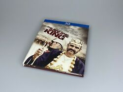 The Man Who Would Be King Blu-ray Digibook, 1975 Sean Connery, Michael Caine