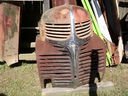 1940-49 Dodge Truck Grille Support And Trim