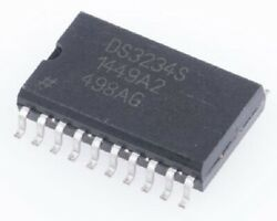 Maxim Integrated Real Time Clocks 2-5.5v 20-pins Serial-spi Soic-1pc Or 36pcs