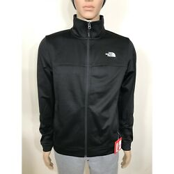 The North Face Men#x27;s 100 Cinder Full Zip Up Jacket TNF Black Sz M $52.00