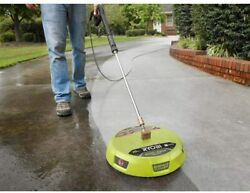 Surface Cleaner Accessory For Pressure Washer Concrete Driveway Professional Job