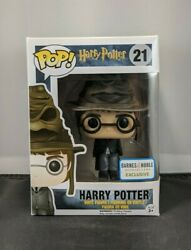Funko Pop Movies Harry Potter - Harry Potter Barnes And Noble Exclusive 21