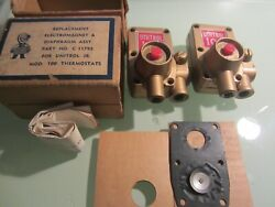 Robertshaw B15703 Electromagnet And Diaphragm Assy For Unitrol Mod C Thermostats