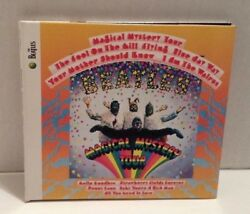 Extremely Rare The Beatles Misprints Magical Mystery Tour Cd 2009 Collectible