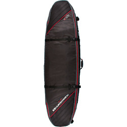 Ocean And Earth - Triple Coffin Short/fish Cover 7and0396 - Black/red/grey