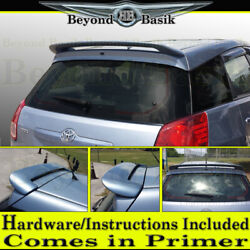 For 2003 04 05 06 07 2008 Toyota Matrix Factory Style Spoiler Wing Primer
