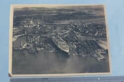 Canadian Pacific Line Rms Empress Of Britain Photograph John Browns Building 8x6