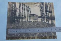 Canadian Pacific Line Rms Empress Of Britain John Browns Photo Launch 1 9x11.5