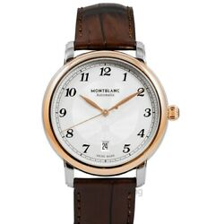 Star Legacy Mb117577 Silver Dial Menand039s Watch Genuine Freesandh