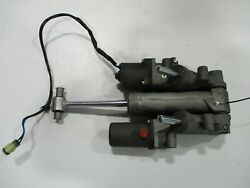 Suzuki Outboard Power Trim And Tilt Assembly Off A 2007 Df 250hp