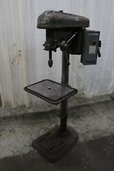 17 Delta Single Spindle Drill Yoder 73608